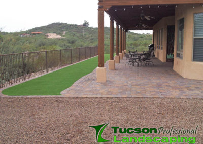 Artificial turf cost Tucson