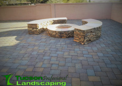 Outdoors Fire Pit Tucson