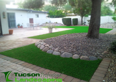 Synthetic lawn tucson