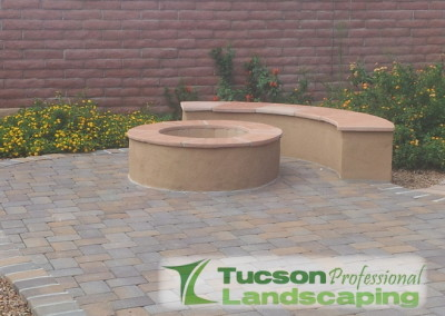 Tucson Fire Pit Outdoor