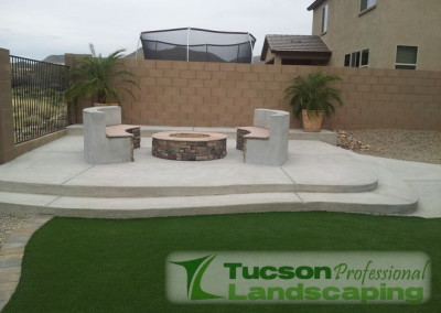 Tucson Outdoor Fire Pit