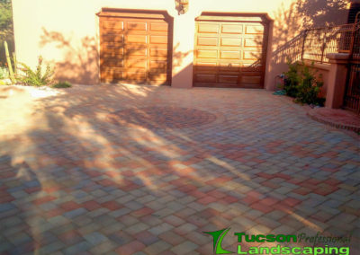 Pavers for driveway